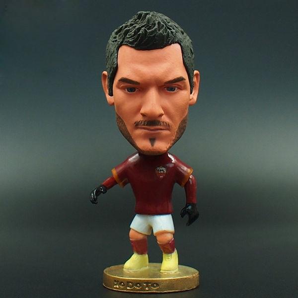 Soccer-Football-Star-10-TOTTI-ROMA-2015-2-5-Action-Dolls-Figurine