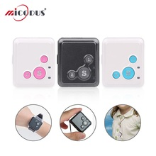 Mini GPS Tracker Children Free Web APP Two Way Talk SOS Alarm Geo-fence Elderly Locator Tracking Device Personal RF V16 Realtime