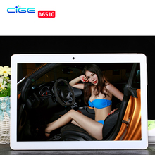 Free Shipping Android 5.1 OS 10.1 inch tablet pc Octa Core 4GB RAM 64GB ROM 8 Cores 1280*800 IPS Kids Gift MID Tablets CIGE