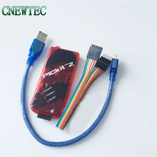 PICKIT2 PIC Kit2 Simulator PICKit 2 Programmer Emluator USB cable Dupond Wire