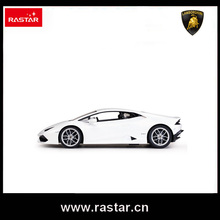 Rastar Licensed 1:14 Lamborghini voiture Huracan LP610-4 auto control remoto rc with USB charging toys for children 70860(China)
