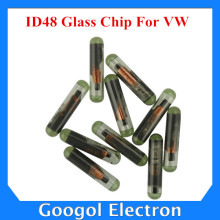 For VW ID48 Glass Chip For VW ID 48 Car Key Chips10pcs/lot Free Shipping