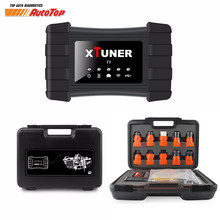 2018 Newest XTUNER T1 HD Heavy Duty Truck Diagnostic Tools for VOLVO for IVECO Scanner for Trucks Bus Diesel OBD2 DPF Reset Tool(China)