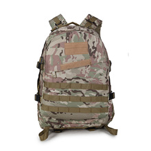 Military bags  Kitbag mochila militar Camping Outdoor Mountaineering Sport Shoulder Camouflage Backpack Tactics 3D Backpack 40L