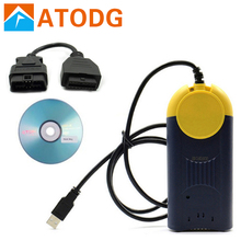 Actia multidiag j2534 Pass-Thru OBD2 Device Multi-Diag Access J2534 V2015.1 Multi Diag High Quality Pass Thru Interface ON SALE(China)