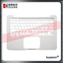 "Original New 13.3"" For MacBook Retina Pro A1502 Top Case Cover with US verison 2015 Year A1502 Palm Rest Housing Replacement"