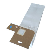 6 pieces/lot Vacuum Cleaner Filter Bags Type LS Disposable Paper Bag Replacement for Eureka Sanitaire Upright  5700 5800 61820A
