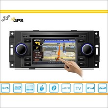 Car GPS Satellite Navigation S160 Multimedia System For Jeep Commander 2006~2007 Radio Stereo CD DVD Player TV HD Touch Screen