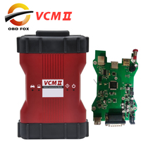 2017 New Arrivals V100 VCM II Car Diagnostic Tool VCM2 for Ford obd2 tool vcm 2 ids for Mazda High quality free shipping