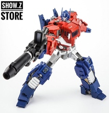 [Show.Z Store] Generation Toy GT-03 IDW OP O.P. Transformation Action Figure