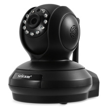 Sricam SP019 FHD 1080P H.264 High Resolution WiFi Indoor IP Security Camera P2P Surveillance Camera with IR-Cut Two-way Audio