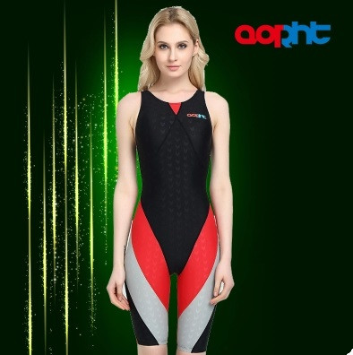 Women Maillot Athletic Training Sport Swimsuit One Piece Bathing Suit Racing Plus Size Swimwear Professional Spandex  SwimSuit<br>