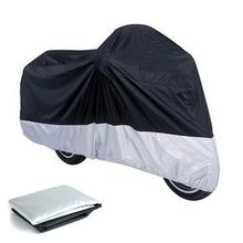 KKmoon Waterproof Motorcycle Cover L XL XXL Moto motorbike Scooter Moped Cover Rain UV Dust Prevention Dustproof Cover outdoor(China)