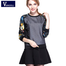 Casual Fashion Women s Clothing 2018 Autumn   Winter Women s suit 3D print  dress women tops Mini Shirt 1cbd40fdfbaf