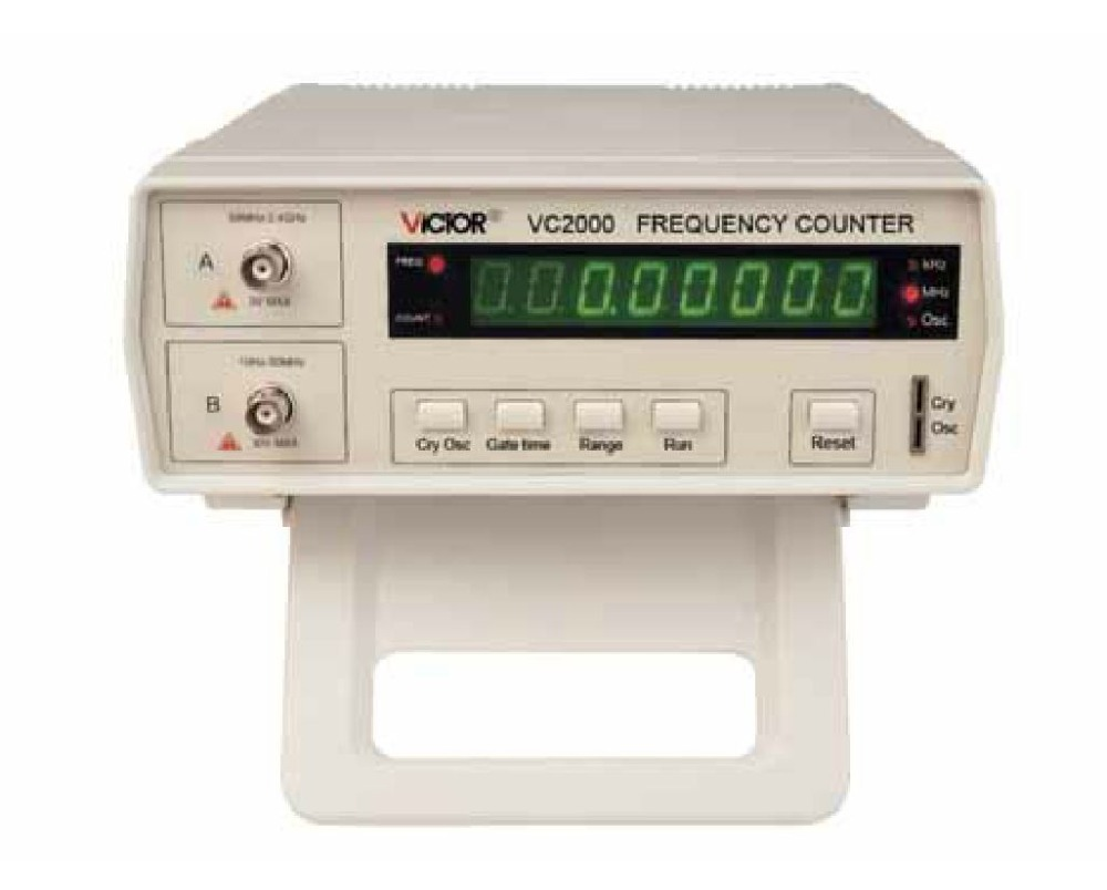 VC2000 Digital High Precision Frequency Counter 10Hz-2.4GHz<br><br>Aliexpress