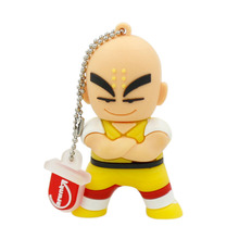 Pendrive 64GB USB Flash Dirve32G USB Flash16G8G4G Dragon Ball Brooklyn Model Pendrive USB2.0 Memory USB Free Shipping Flash Card
