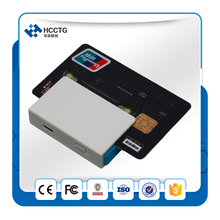 MPR100 Bluetooth Mpos, Smart Credit Card Reader, Bluetooth Bank IC Writer Chip Magnetic Card Reader