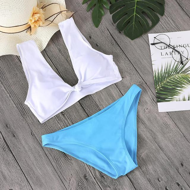 Women's Low-Waisted Swimsuit