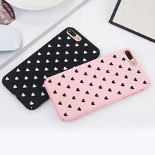 Buy New Candy Color Pattern Scrub Plastic Hard Phone Case Iphone 7 7Plus Cases Full Back Cover iPhone 6 6S 6Plus Coque Capa for $1.94 in AliExpress store