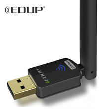 usb wifi adapter 150mbps EDUP wifi antenna 6dbi hign gain wireless wi-fi adapter 802.11n wi fi receiver dongle usb network card