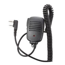 Two-way Handheld Speaker Mic Microphone for BaoFeng UV-5R/5RA/5RB 666S 888S NEW(China)