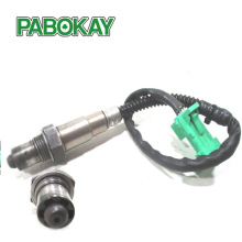 For Geely Emgrand CITROEN FIAT PEUGEOT 4 wire oxygen sensor 0258006028 Lambda Sensor(China)