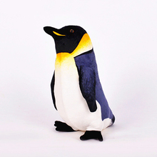 Plush Ocean Creatures Plush Penguin Doll Cute Stuffed Sea Simulative Toys for Soft Baby Kids Birthdays Gifts 32CM(China)