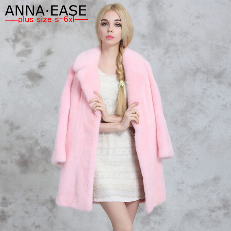 Pink Women Fur Coats Promotion-Shop for Promotional Pink Women Fur ...