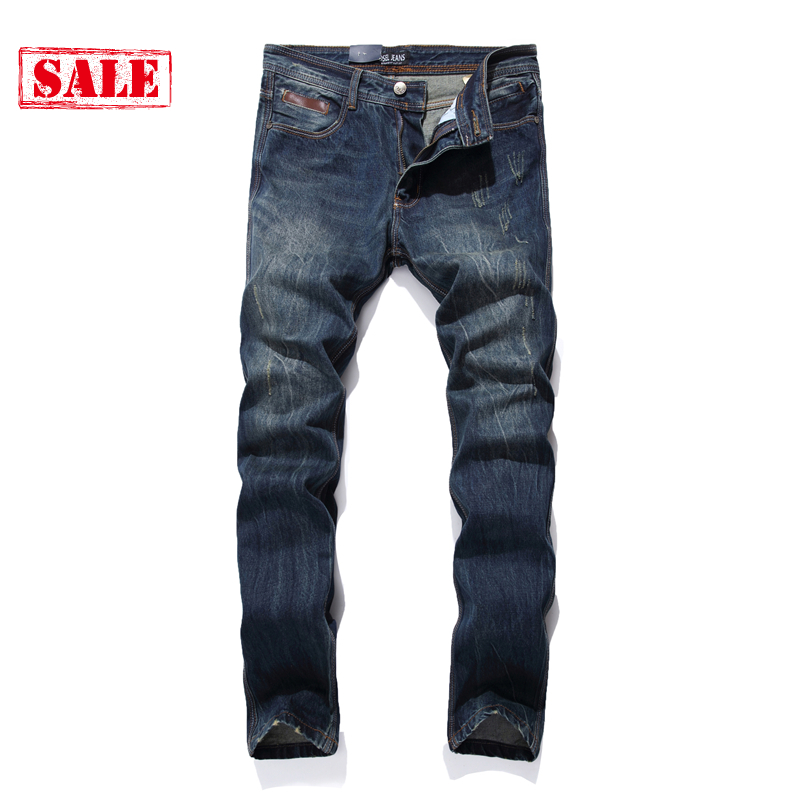 Fashion Slim Straight Fit Dark Jeans Ripped Denim Trousers High Quality Mid Stripe Dsel Brand Men`s Distressed Jeans Men L5001Одежда и ак�е��уары<br><br><br>Aliexpress