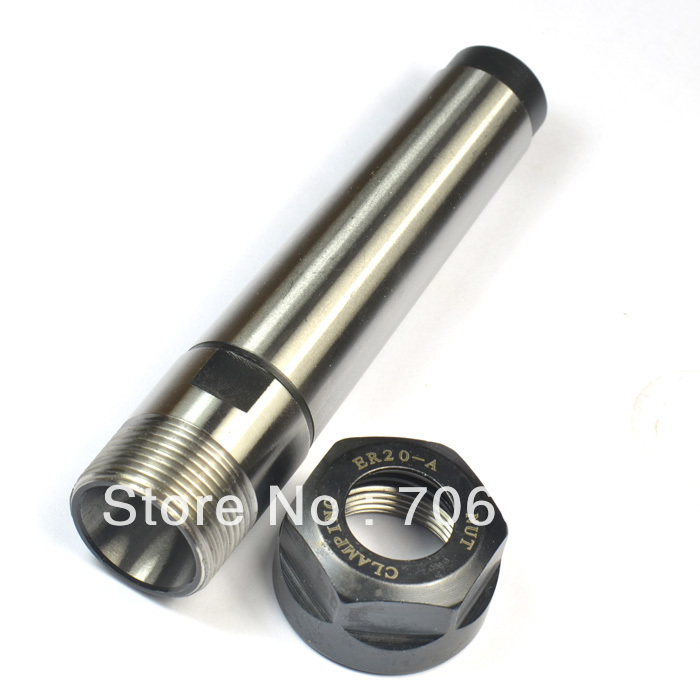 New ER20 MT3 Collet Chuck Holder Fixed CNC Millling<br><br>Aliexpress