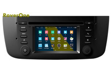 Android 4.4.4 For Fiat Bravo Abarth Punto EVO Linea 2012+ Autoradio Infotainment Car Radio DVD GPS Navigation Central Multimedia(China)