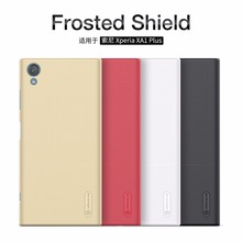 Buy NILLKIN case Sony Xperia XA1 Plus 5.5 inch Super Frosted Shield hard matte back cover free screen protector for $7.19 in AliExpress store
