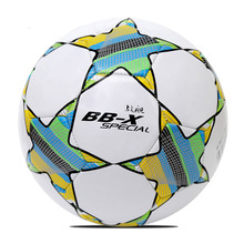 Hot Sale High Quality Size 5 PU Soccer Ball Football Ball for Match Training(China)
