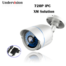 Xmeye app 720P IPC HD IP camera ,P2P &Onvif brand NVR and free CMS software ,1080*720P resolution ,good quality free Shipping