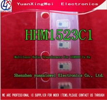 Free freight 1pcs x HHM1523C1 HHM1523C HHM1523 Multilayer Chip Balun Transformer Signal Conditioning RF EGSM/Tx-Rx