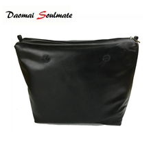 Classic Size lining Interior Insert Inner Pocket organizera suitable for obag O BAG Silicone handbag