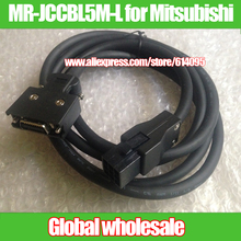 1pcs 2M encoder cable MR-JCCBL5M-L for Mitsubishi servo MR-J2S / R-J2S encoder cable MR-JCCBL5M-L