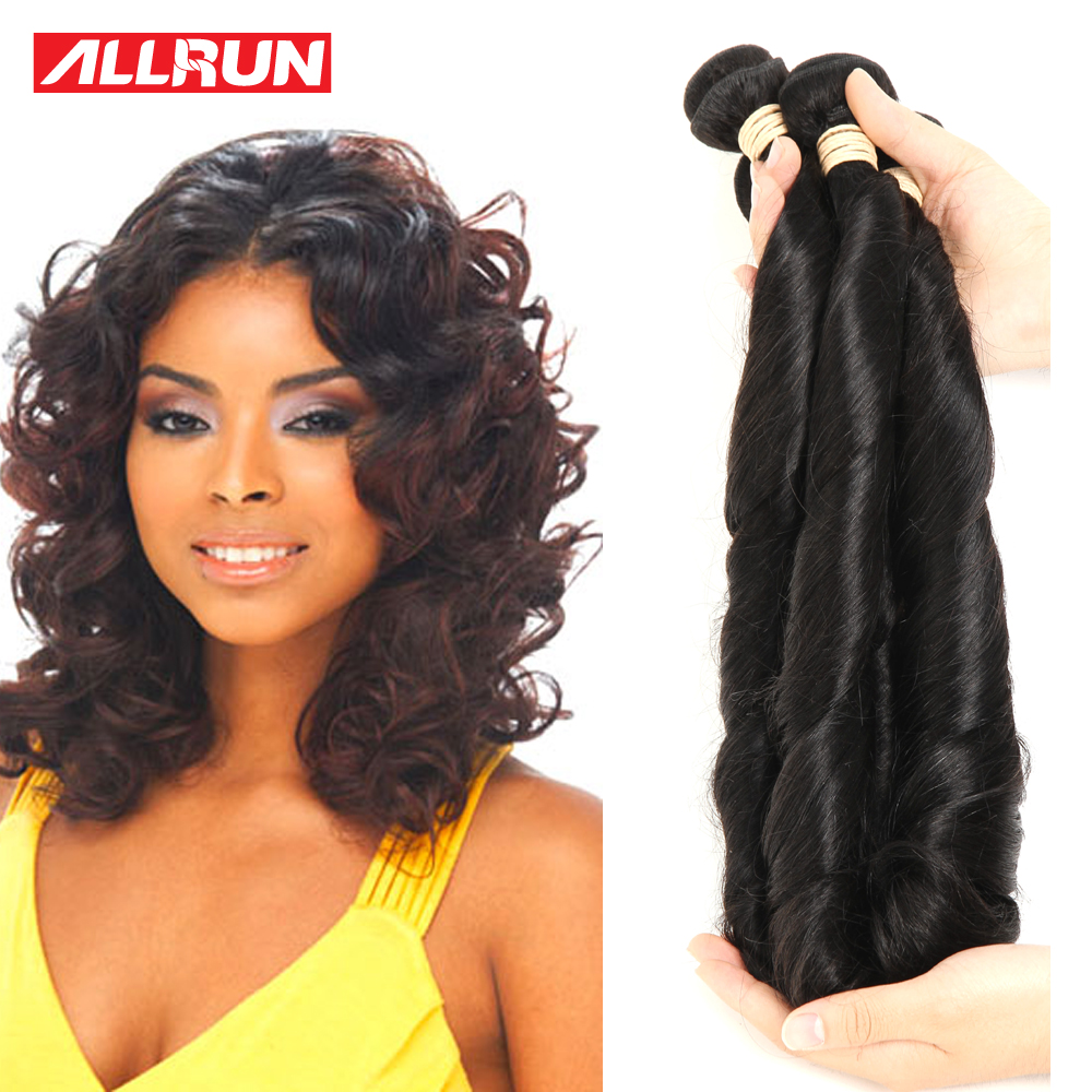 4 Bundles Brazilian Twist Body 7A Unprocessed Virgin Hair Best Selling Brazilian Virgin Hair Allrun Human Hair Extension<br><br>Aliexpress