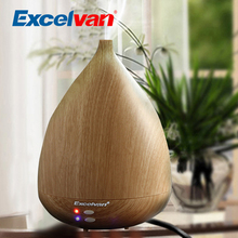 Excelvan Smile-3 Ultrasonic Humidifier Essential Oil Aromatherapy Diffuser 280ml Auto Stop Air Purify