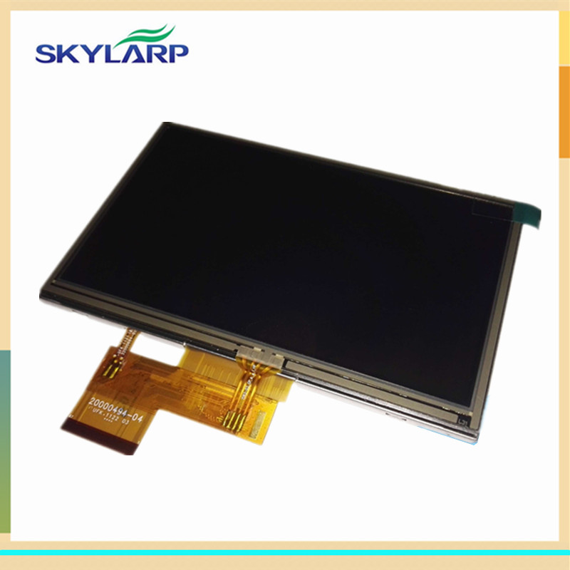 Original 5 inch LCD Screen for GARMIN Nuvi 2440 2440LM GPS LCD display screen panel with Touch screen digitizer replacement<br>