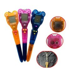 Pet Pen Electronic Toy Children Virtual Cyber Digital Pet Retro Game Toy Can write