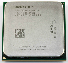 AMD FX 6350 Six Core 3.9GHz Desktop PC Socket AM3+ CPU Processor