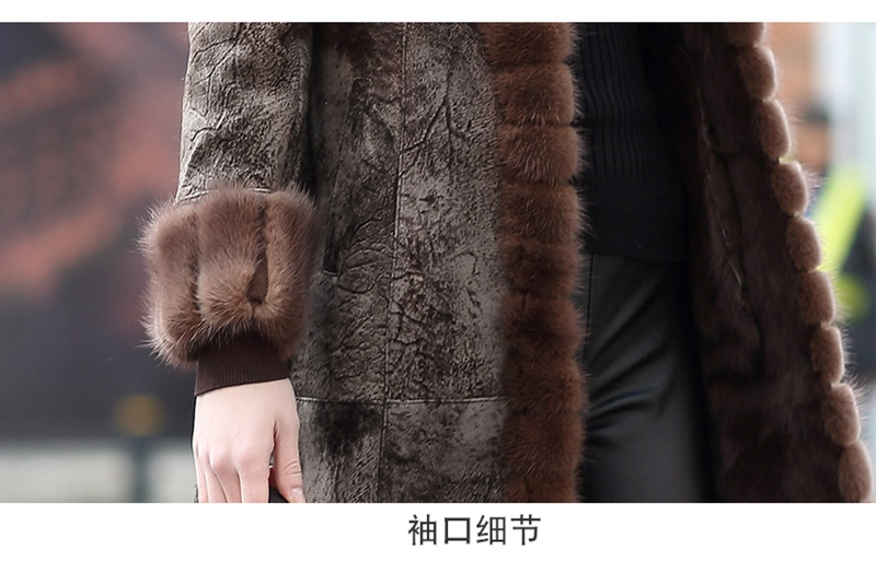 genuine real fur and leather jacket women (10)