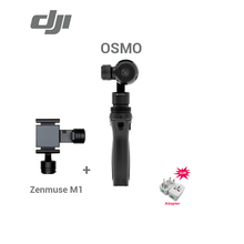 Freeshipping original DJI Osmo Handheld 4k camera with Osmo Zenmuse M1 and 3-Axis Gimbal Aerial Photography brand new In stock