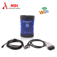 2016 GM MDI Multiple Diagnostic Interface with Wifi GM MDI Auto Diagnostic Tool gm mdi scanner dhl free shipping gm mdi