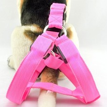 Tether Pet Safety Collar Rope Wholesales high quality Great LED Nylon Collar Led Glow Flash Light Dog Puppy Belt Harness Leash