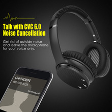 Buy Wonstart Active Noise Cancelling Sport Wireless Bluetooth Headphones ANC Over-ear Headphone Hi-Fi Stereo Headset iphone for $48.71 in AliExpress store