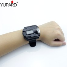 YUPARD Wrist band lamp Q5 LED beads built-in rechargeable lithium battery flashlight table electronic watch Flashlight  outdoor
