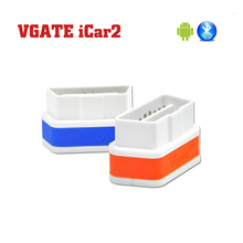 2015 New arrival Original Vgate iCar2 Bluetooth ELM327 OBD2 Code Reader With 2 Years Warranty iCar2 ELM Tools
