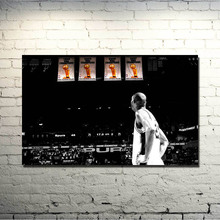 San Antonio Spurs Best player Art Silk Poster 13x20 inch Basketball Spotrs Picture Tim Duncan Tony Parker For Wall Decor 007(China)